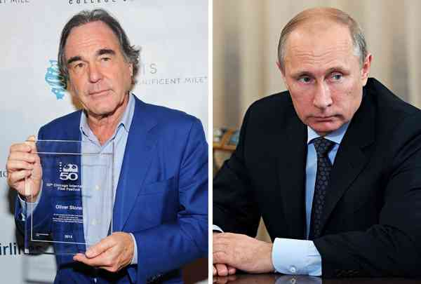 オリバーストーン監督のプーチン大統領特集の最新作が間もなく公開!|世界の裏側ニュース