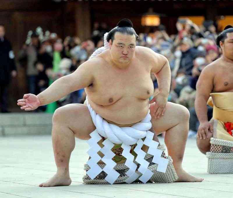 【大相撲】夏場所始まりました
