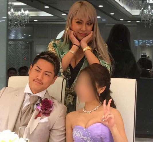 福岡金塊強盗 実行犯の結婚式に出席していたタレント