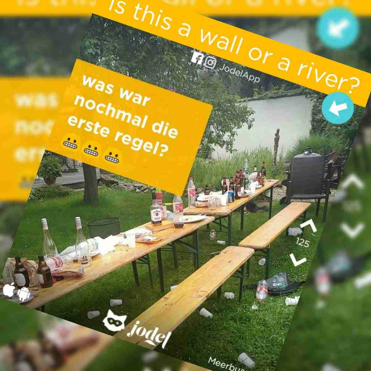 【目の錯覚】これって「壁」?それとも「川」?ある写真の背景にネット上の意見わかれる