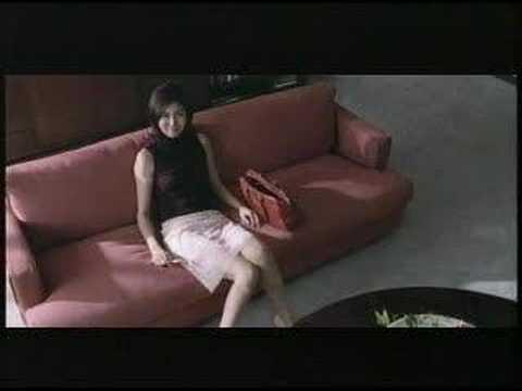 松嶋菜々子 MF(0010) 見つめないで篇 - YouTube