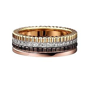 キャトル クラシック - BOUCHERON(ブシュロン)の結婚指輪(マリッジリング)