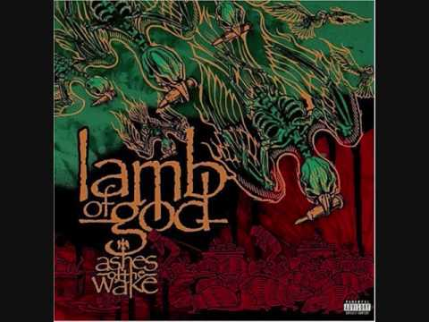 Ashes of the Wake - Lamb of god - YouTube