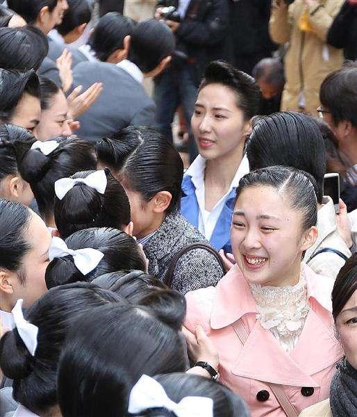 松岡修造 宝塚音楽学校入学の長女にエール「限界をつくるな!」