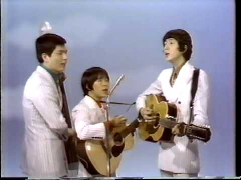 悲しくてやりきれない ザ・フォーク・クルセダーズ (1968) - YouTube