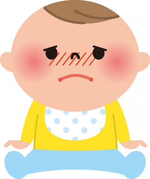 赤ちゃん、生後何か月で初めて病気にかかりましたか?