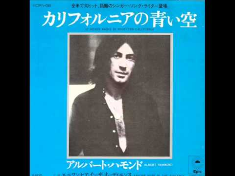 カリフォルニアの青い空/It Never Rains In Southern California/Albert Hammond - YouTube