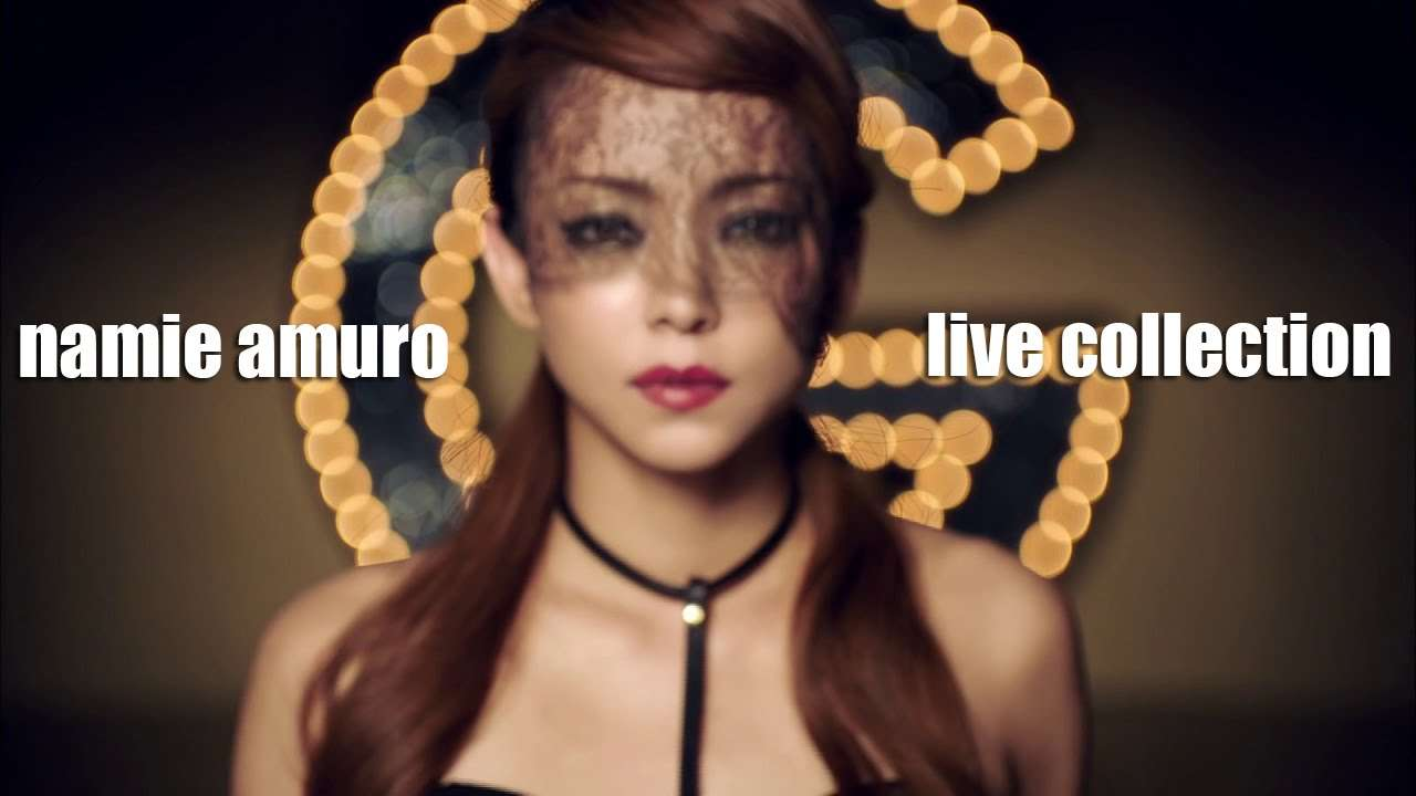 安室奈美恵 (namie amuro) // LIVE COLLECTION - YouTube