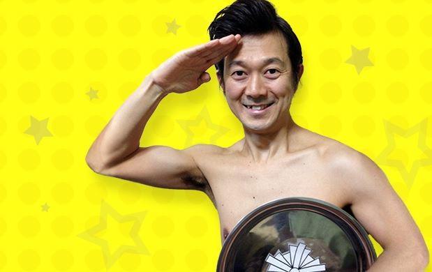 アキラ100%に苦情、BPOが公開 「公共の電波を使って裸芸は問題がないのか」 : J-CASTニュース
