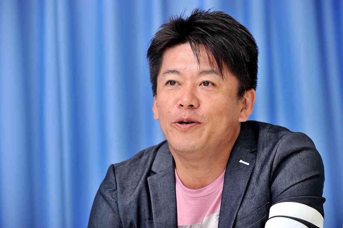 堀江貴文総合プロデュースのアイドルプロジェクトが中止へ サイトデザイン盗用の指摘受け