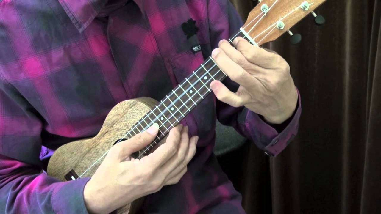 中村 たかしウクレレ「大人のクラシック」模範演奏サンプル3曲メドレー - YouTube