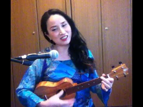 ゴンドラの唄 #ウクレレゆき姐さん(其の十二 )#ウクレレ弾き語り #懐メロ - YouTube