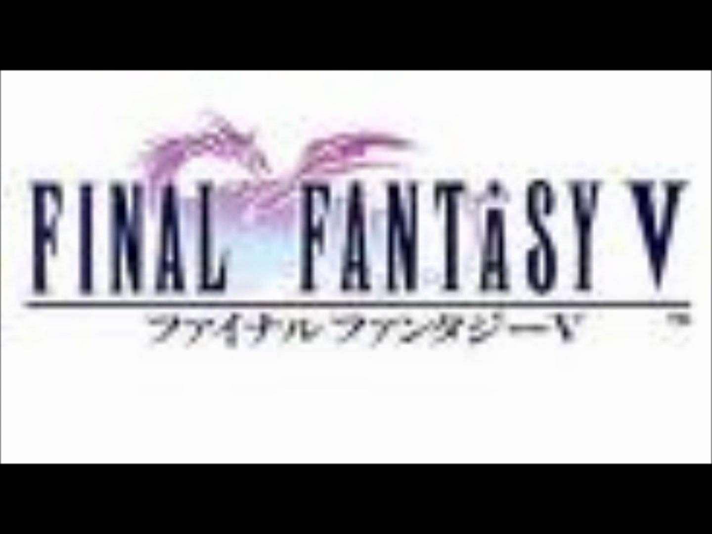 FF5 ビッグブリッヂの死闘 - YouTube