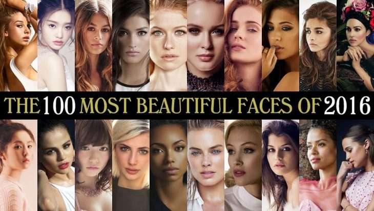 世界美女ランキング2016年版!世界で最も美しい顔100人 | とざなぼ