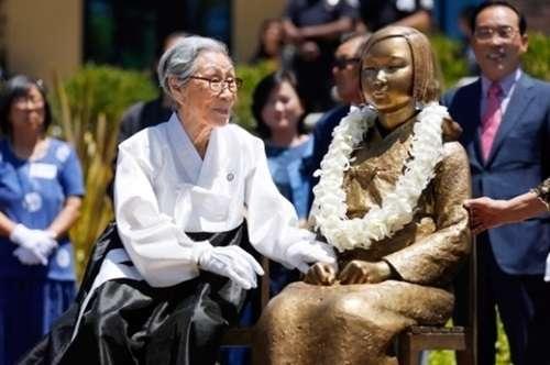 米ジョージア州にも少女像設置へ…夏に除幕式予定| Joongang Ilbo | 中央日報