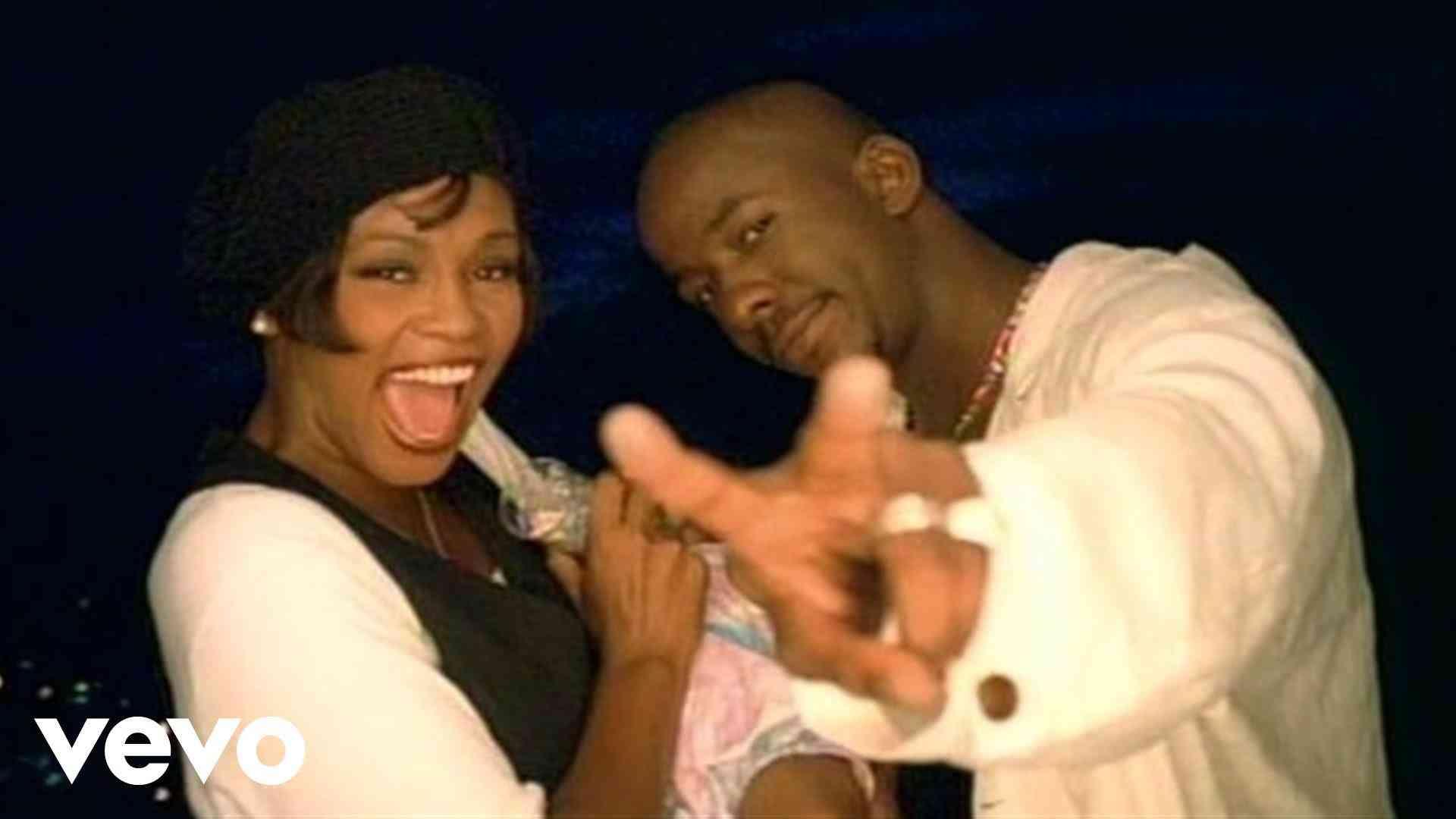 Bobby Brown - Something In Common ft. Whitney Houston - YouTube