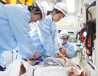 救急車に薬剤なく…その後、患者は死亡