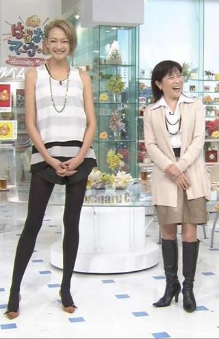 色んな冨永愛ちゃんが見たい