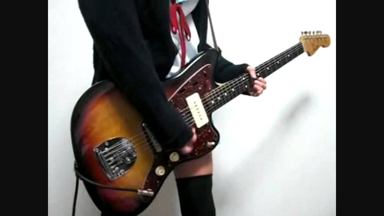 キリトリセン ギター 弾いてみた マウリー - YouTube
