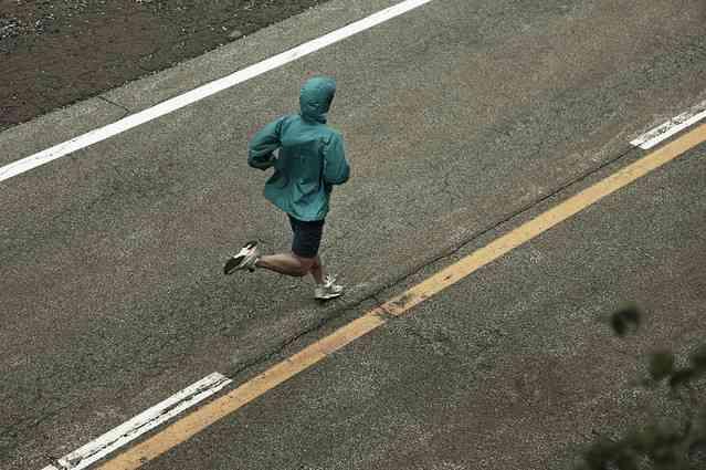 1時間のジョギングで寿命が7時間延びる、という研究結果