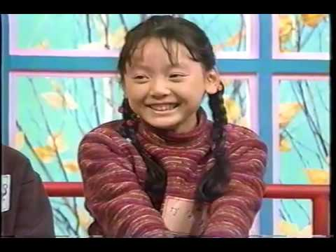 花澤香菜 1997-1999 (Part 1) - YouTube