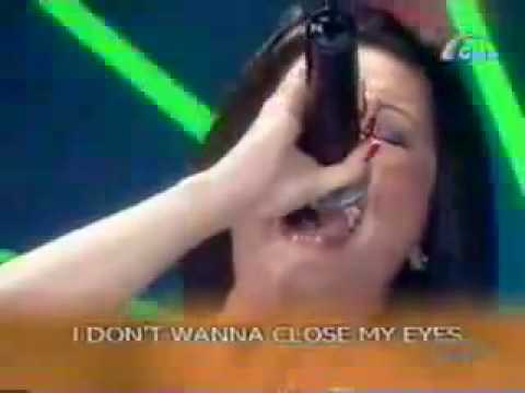I Don't Wanna Miss A Thing (Highest Version) - Regine Velasquez - YouTube
