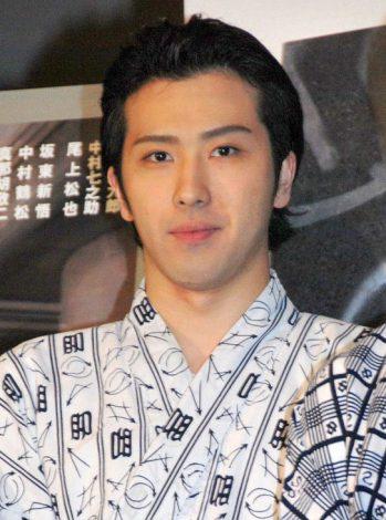 尾上松也が密会報道で謝罪「私の不徳の致すところと反省」