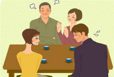 親に結婚を反対されてる人!