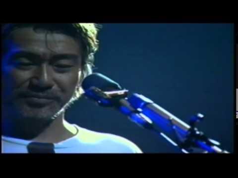 玉置浩二 - 愛だったんだよ (Live) - YouTube