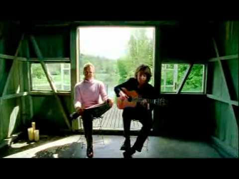 Sting feat. Dominic Miller - Shape of My Heart - YouTube