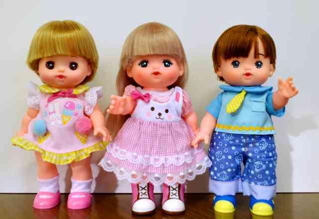 抱き人形「メルちゃん」25歳 少子化の今も売れるワケ (2017年5月1日掲載) - ライブドアニュース
