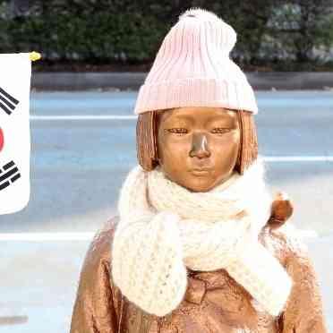韓国、慰安婦像設置→日韓協議中断で経済危機寸前に…再開に必死、米中も見放しで崩壊か | ビジネスジャーナル