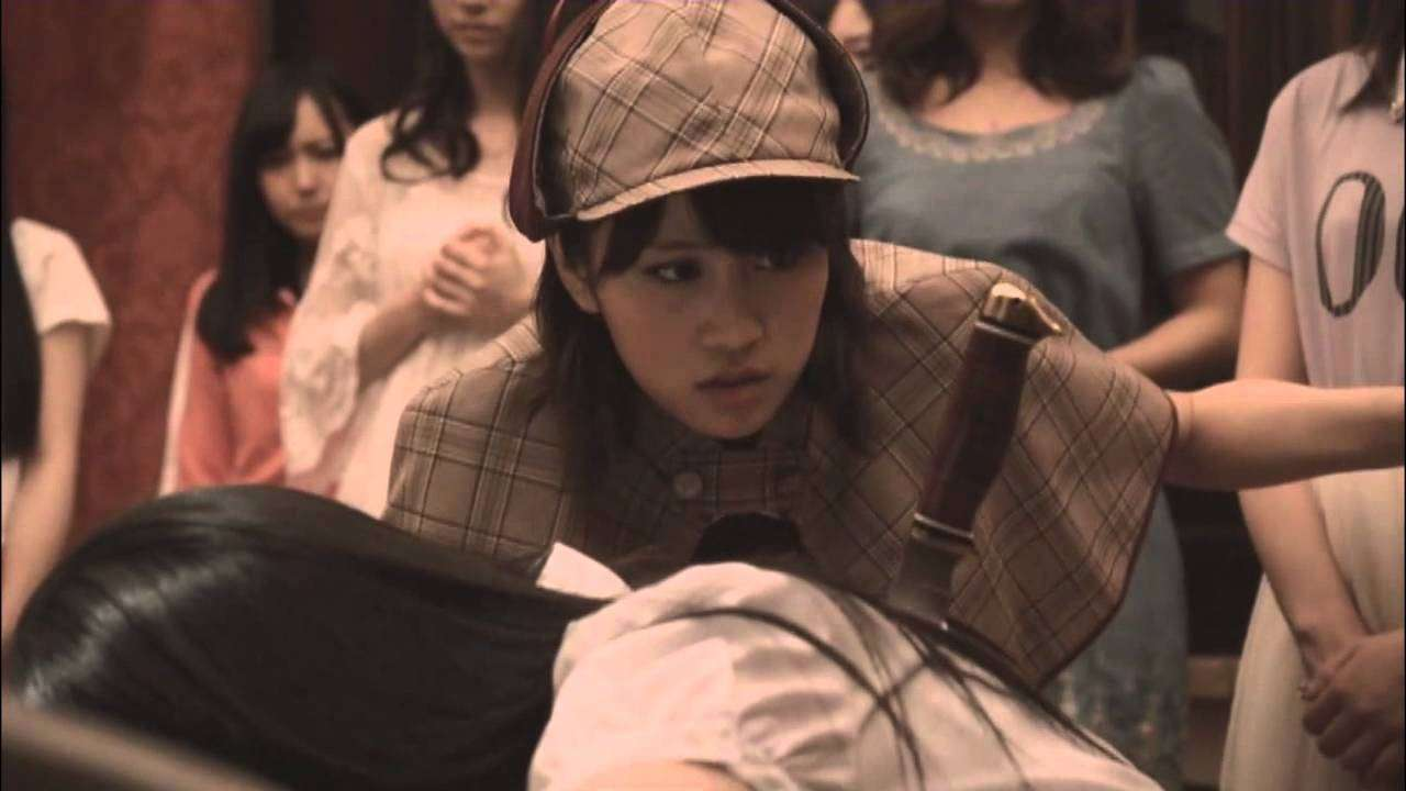 アイスの実 TV-CM「AKB48殺人事件 FILE3」