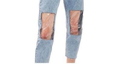 【画像】こんなジーンズは嫌だ!コンテスト