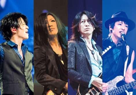 GLAY・JIRO、25日の石川公演欠席 体調不良でドクターストップ