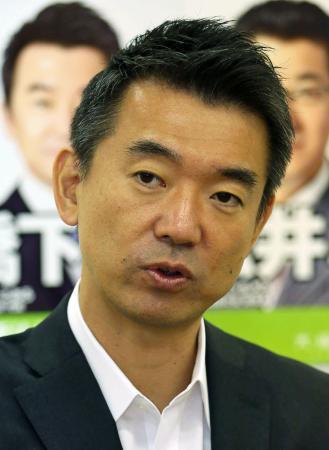 橋下氏が安倍首相に呼びかけ「米朝我慢比べ止めて」 (日刊スポーツ) - Yahoo!ニュース