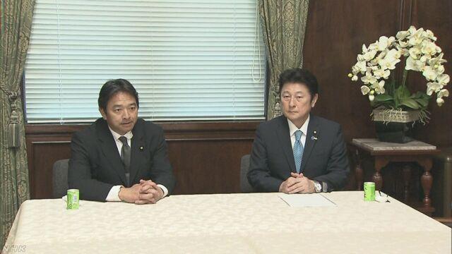 「テロ等準備罪」新設法案 29日審議入りで合意 | NHKニュース