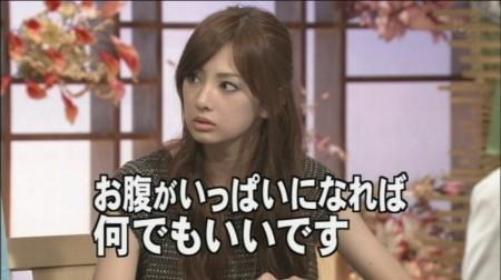 「一緒に住んだら大変!?」  北川景子が欠かさない1日1回の行動とは?