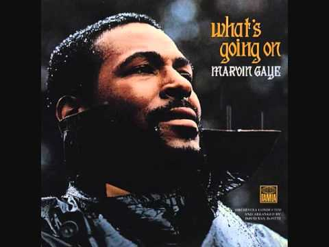 Marvin Gaye - What's Going On - YouTube