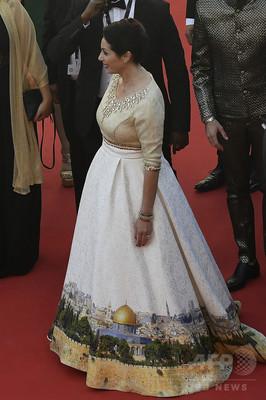 【カンヌ映画祭】今年も露出度高め 注目のドレス5選