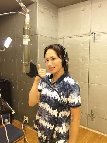 """""""元学園祭の女王""""田中美奈子、22年ぶりレコーディング 長女&長男もコーラス参加"""
