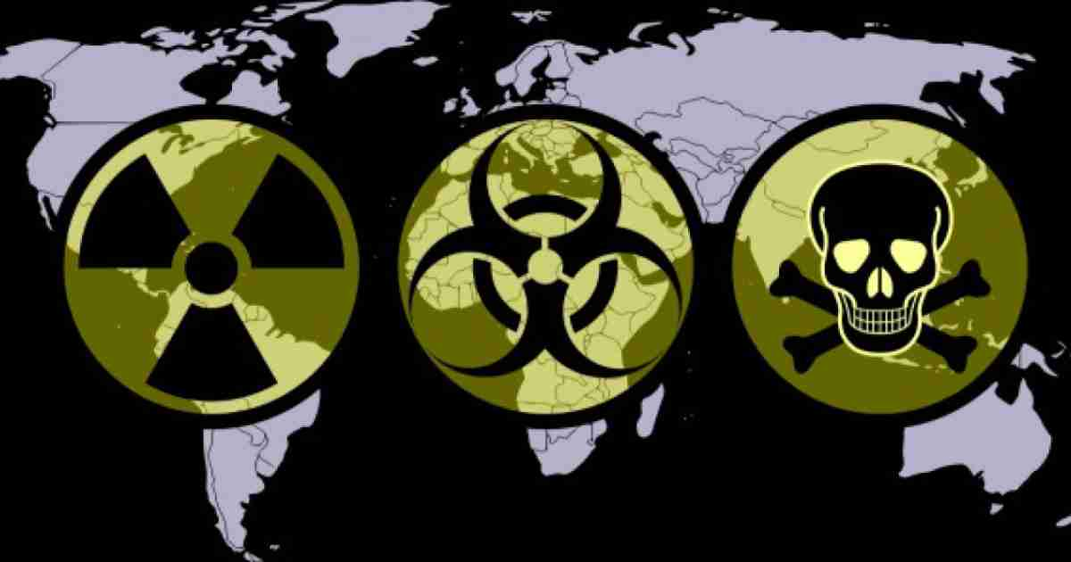 最強であり、一番怖い生物兵器(細菌兵器)ってなんだろう?