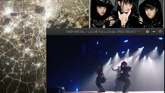 BABYMETAL  Tales of The Destinies - Dailymotion動画