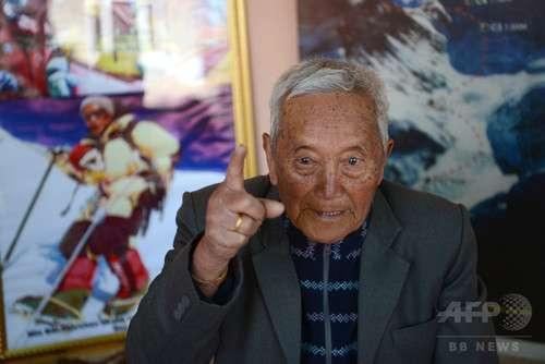 「最高齢エベレスト登頂」奪還狙った85歳死亡