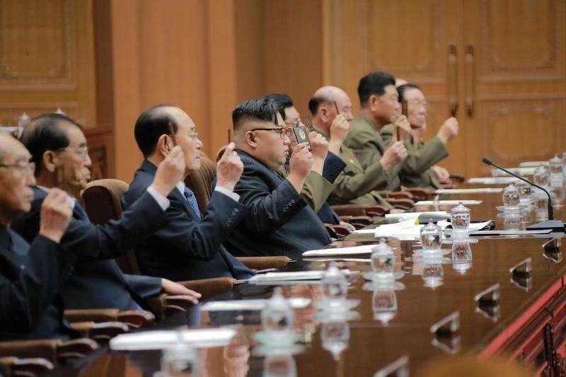 北朝鮮、米下院へ追加制裁非難する異例の書簡送付=KCNA  ロイター