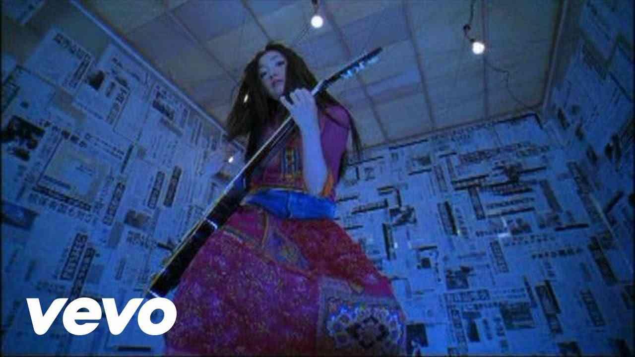 矢井田 瞳 - B'coz I Love You - YouTube