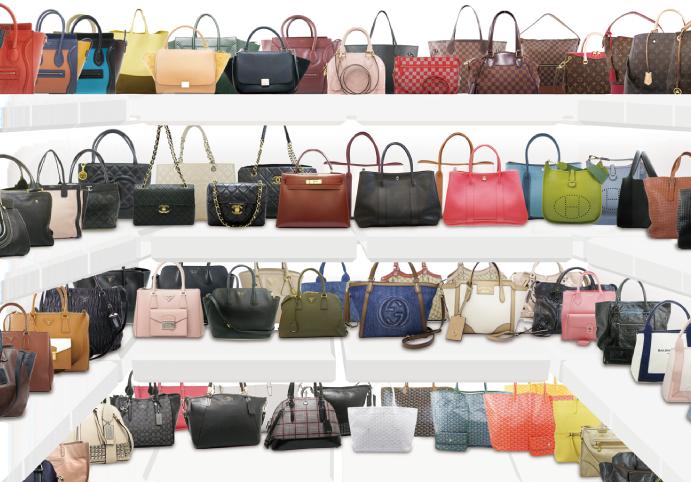 通勤に高級ブランドバッグ使いますか?