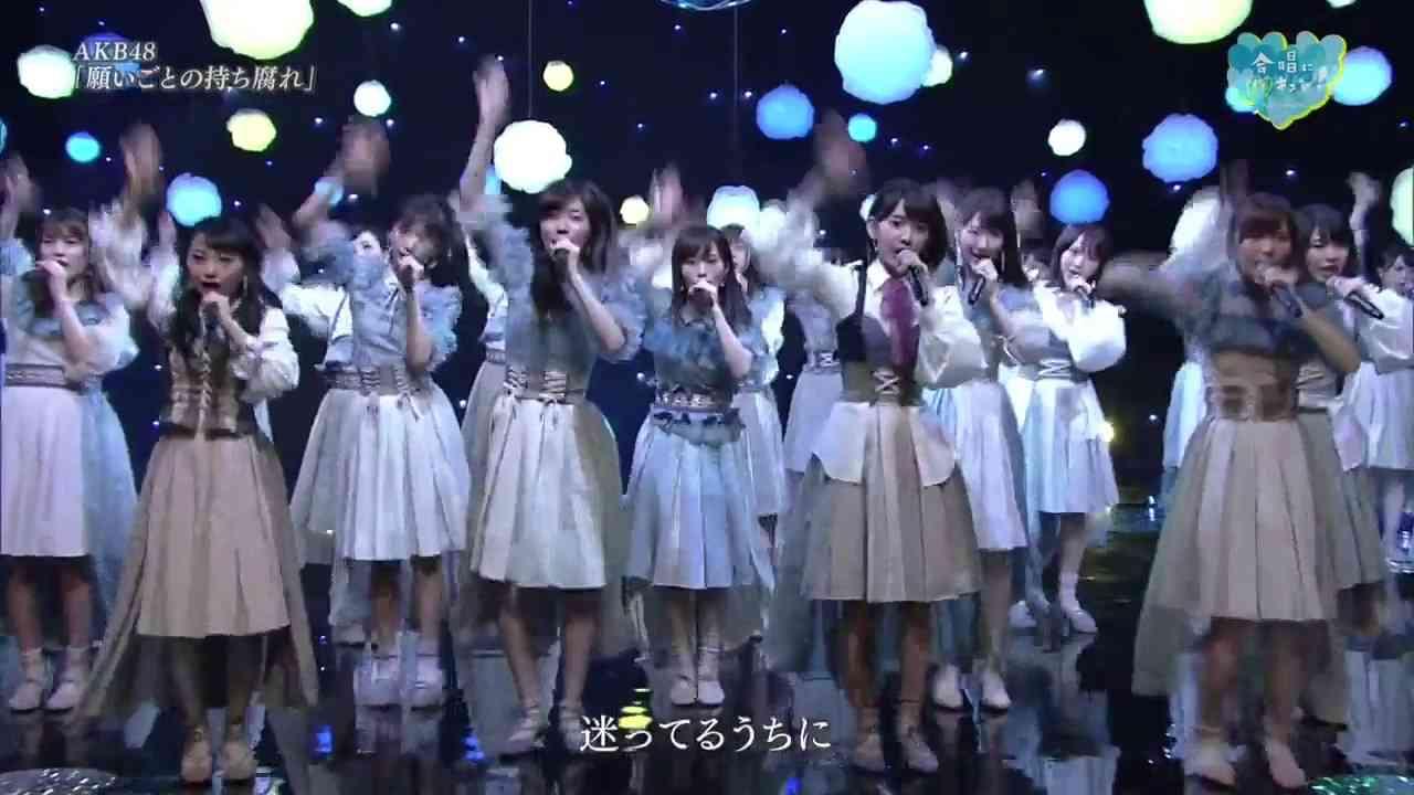 AKB48 48thシングル 『願いごとの持ち腐れ』 - YouTube