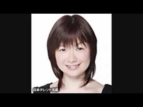 大谷育江 OTANI Ikue ボイスサンプル - YouTube