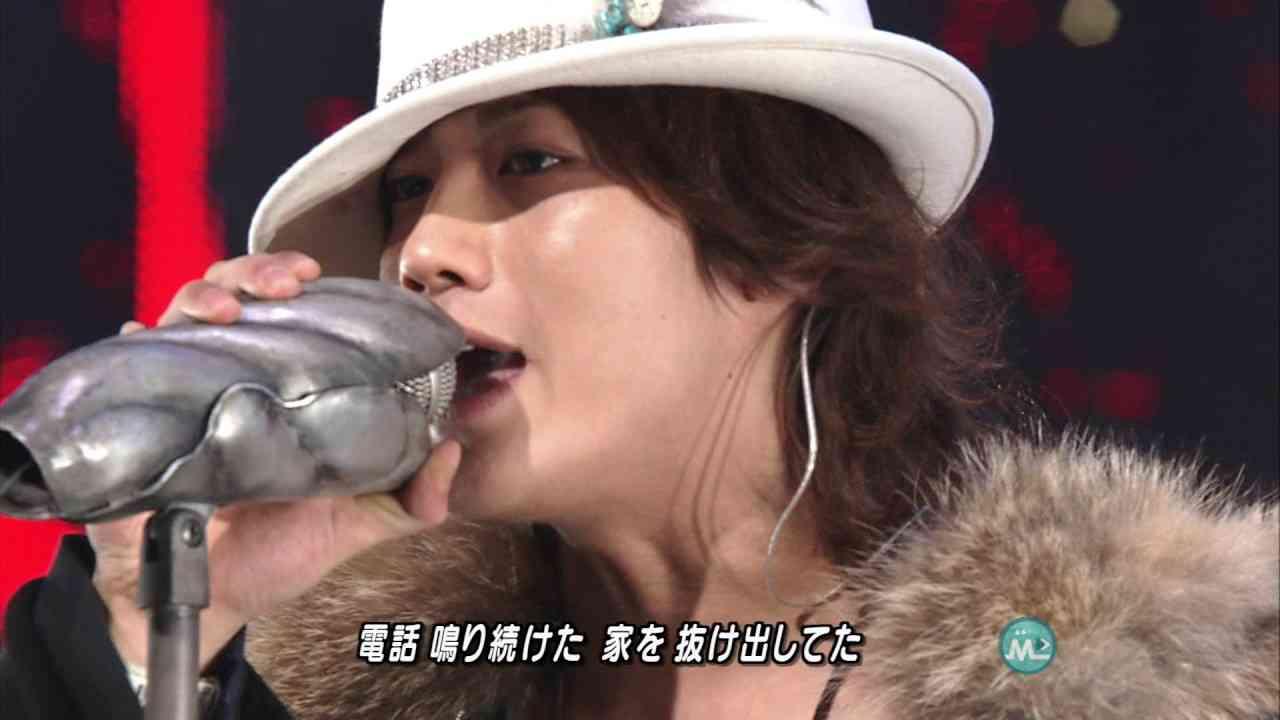 Music Station Mステ 2008.02.08 KAT-TUN - LIPS - YouTube